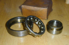 Weaver WA-75 Old Style Caster Bearing